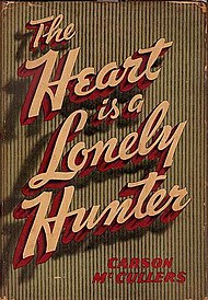 The Heart Is a Lonely Hunter cober book 1940.jpg