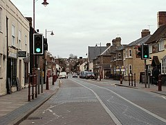 The High Street at Stanstead Abbotts - geograph.org.uk - 730563.jpg
