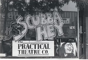 The Practical Theatre Company - The John Lennon Auditorium (1981)