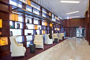 Panorama Towers - Lobby of Panorama Towers