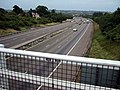 The M42 motorway near Alvechurch, Worcestershire. - geograph.org.uk - 584701.jpg