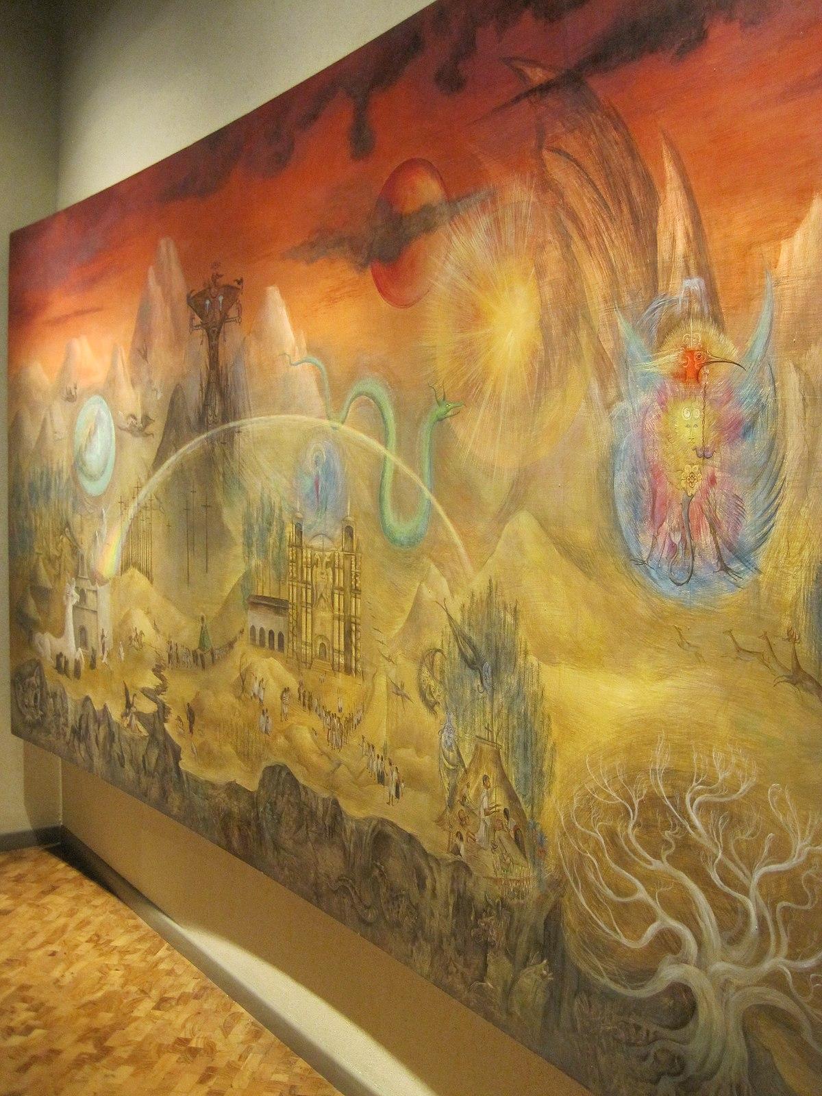 El mundo mágico de los mayas - Wikipedia, la enciclopedia