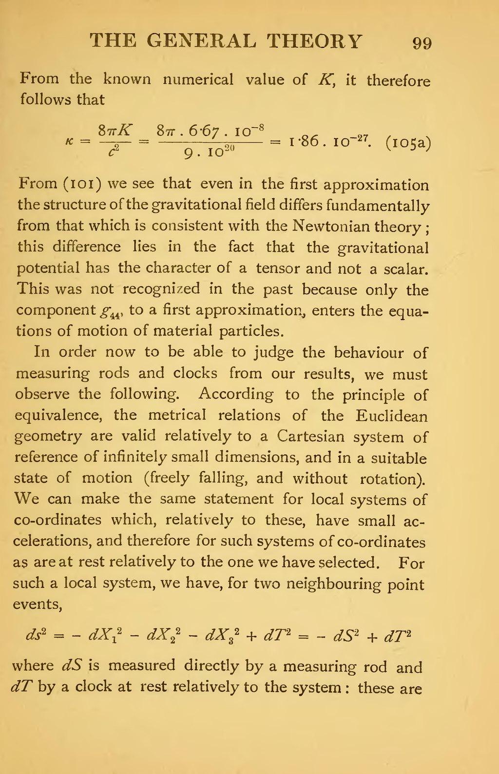 Page:The Meaning of Relativity - Albert Einstein (1922) djvu