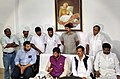 The Minister of State for Social Justice & Empowerment, Shri Ramdas Athawale addressing a Press Conference, in Visakhapatnam, Andhra Pradesh on September 25, 2017.jpg