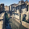 The Old CIty of Damascus - Barada River.jpg