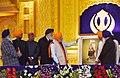 The Prime Minister, Shri Narendra Modi at the 350th Prakash Parv celebrations of Guru Gobind Singh Ji, in Patna, Bihar (2).jpg