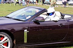 The Stig - Knebworth Classic Car Show 2013 (9589893275).jpg