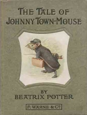 The Tale of Johnny Town-Mouse - First edition cover