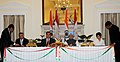 The Union Minister for Housing and Urban Poverty Alleviation and Culture, Kumari Selja and the Minister of Culture of Tajikistan.jpg