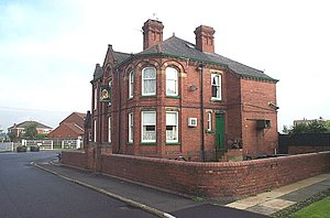 Allerton Bywater - The Victoria pub.