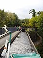The southern end of the Froncysyllte Aqueduct - geograph.org.uk - 1570152.jpg