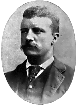 John Davis Long - Theodore Roosevelt as Assistant Secretary of the Navy, 1898