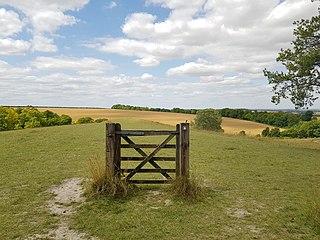 Hertfordshire Way circular walk around the County of Hertfordshire, England