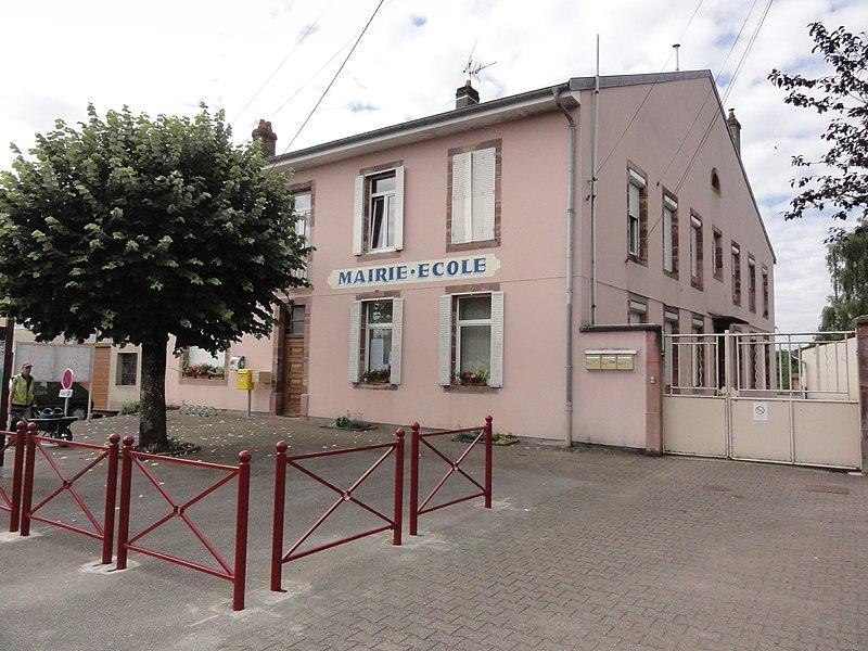 Thiébauménil (M-et-M) mairie