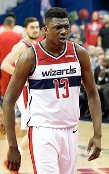 Thomas Bryant Basketball Wikipedia