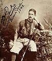 Thomas Heazle Parke. Photograph, 1892. Wellcome V0026967.jpg