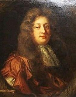 Thomas Otway English writer