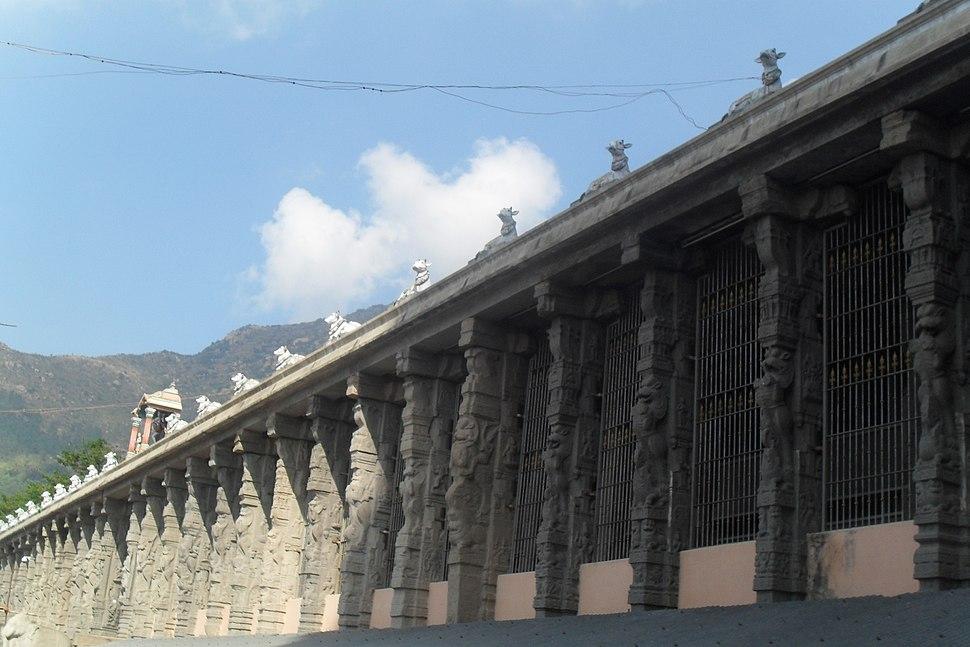 Thousand pillar
