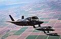Three F-35B Lightning IIs of VMFA-121 in flight over California on 3 February 2012.jpg