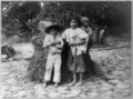 Three Indian children, Guatemala.png