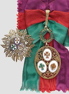 Sash of the Three Orders Presidential sash of Portugal