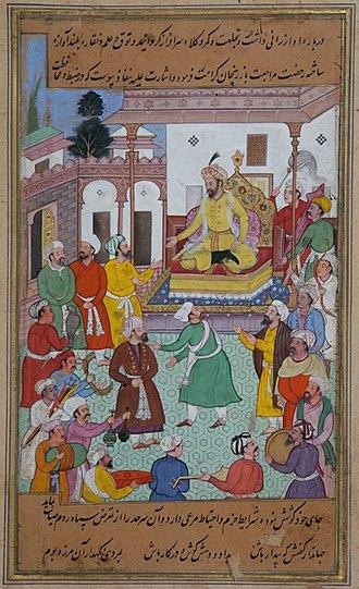 Timur's invasions of Georgia - Timur orders campaign against Georgia