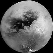 Titan globe
