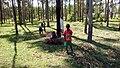 Toddlers Firewood Picking at Kamagut.jpg