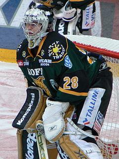 Hannu Toivonen Finnish ice hockey player