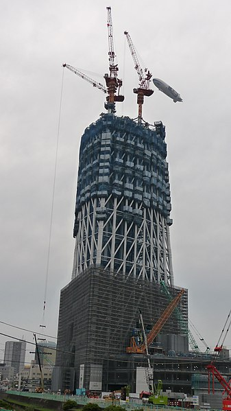 File:Tokyo Sky Tree under construction 20090919-1.jpg