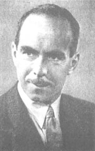 Tom Campbell Black - Tom Campbell Black c.1935