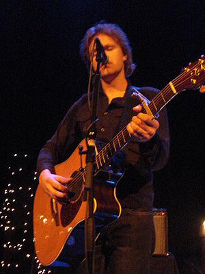 Tom McRae in Rotterdam (Lantaren/Venster) (2007)