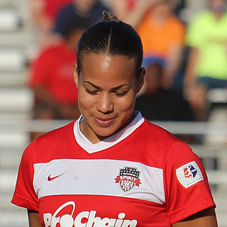 Toni Pressley American soccer player