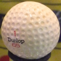 Tony Jacklin's golf ball from Royal Birkdale, 1969.png