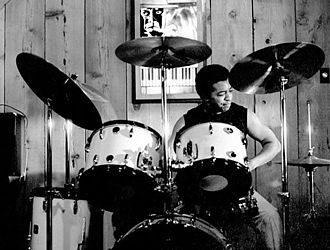 Tony Williams (drummer) - Tony Williams in Half Moon Bay, California, 1986.