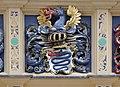 Torgau Schloss Wendelstein Wappen Links 02.jpg