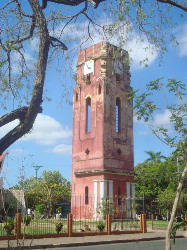 Distrito de Santa Cruz