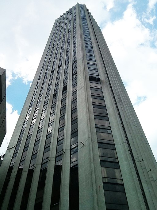 Torre Colpatria - Bogota - Colombia