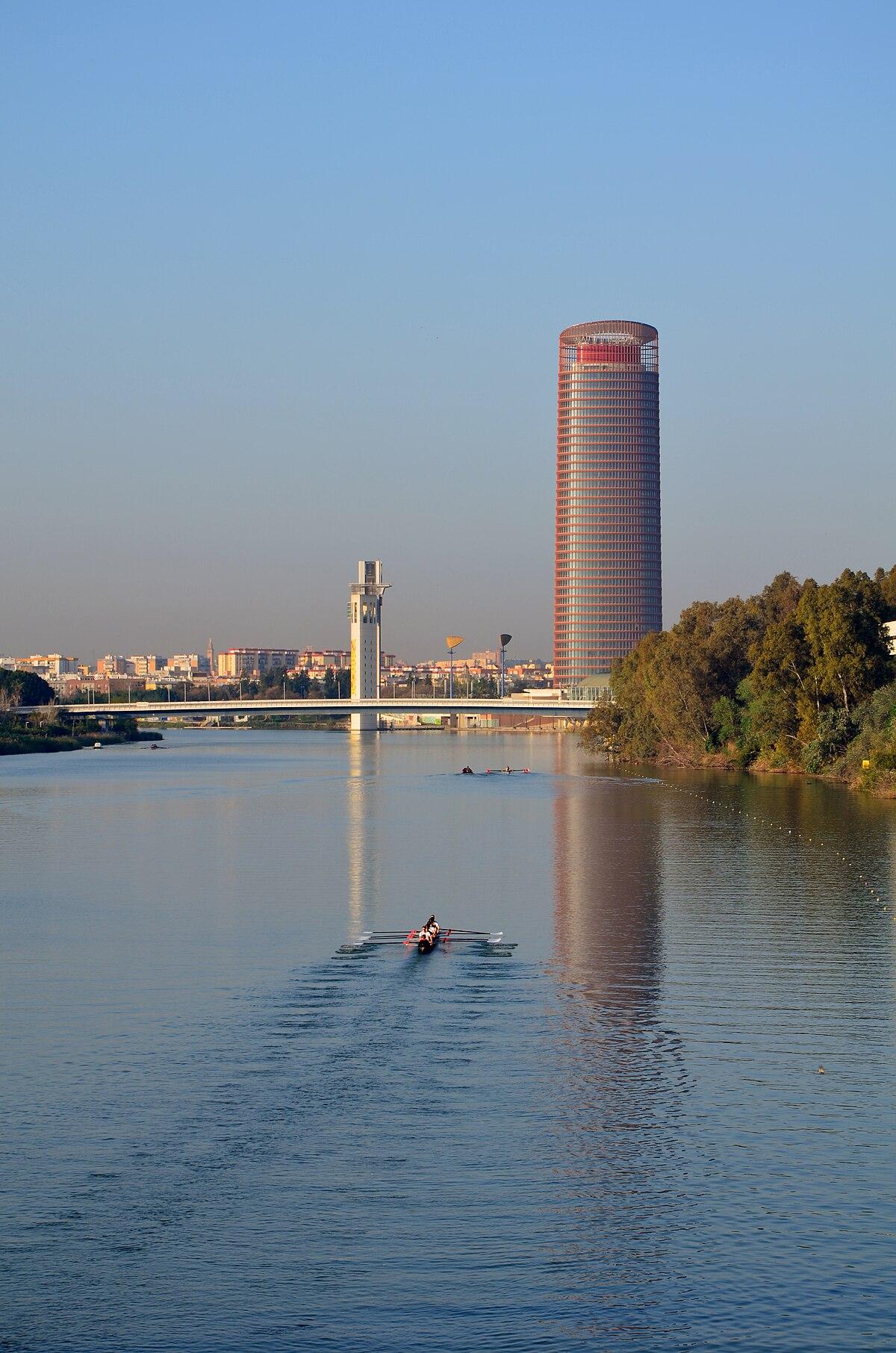 foto de Torre Sevilla Wikipedia