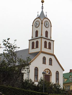 Image illustrative de l'article Cathédrale de Tórshavn
