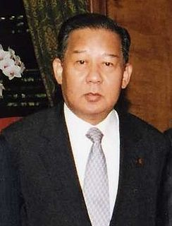 Toshihiro Nikai Japanese politician