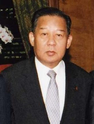 Minister of Economy, Trade and Industry - Image: Toshihiro Nikai 20061120