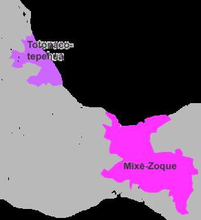 Totozoquean languages