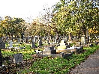 Tottenham Cemetery - Tottenham Cemetery