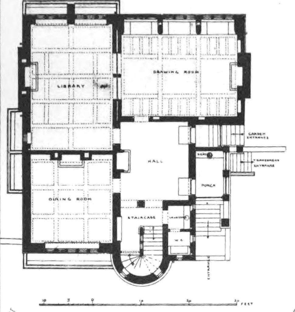 Ground Floor - Modern House