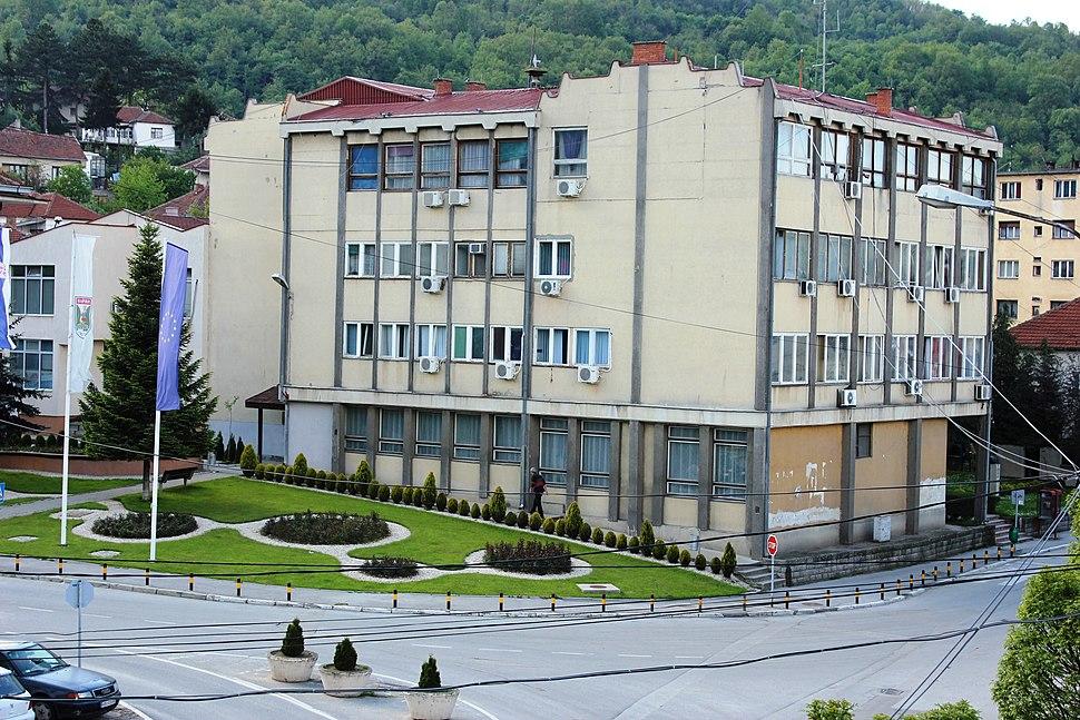 Town Hall, Vladičin Han, Serbia (1)