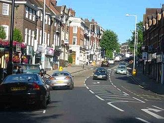 Northwood, London - Northwood town centre
