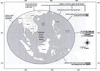 ASEAN Free Trade Area Free trade area of the Association of South East Asian Nations