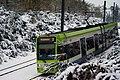 Tram Descending the Addington Hills, Croydon - geograph.org.uk - 2201816.jpg