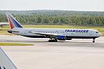 Transaero, EI-UNA, Boeing 767-3P6 ER (20744560303).jpg